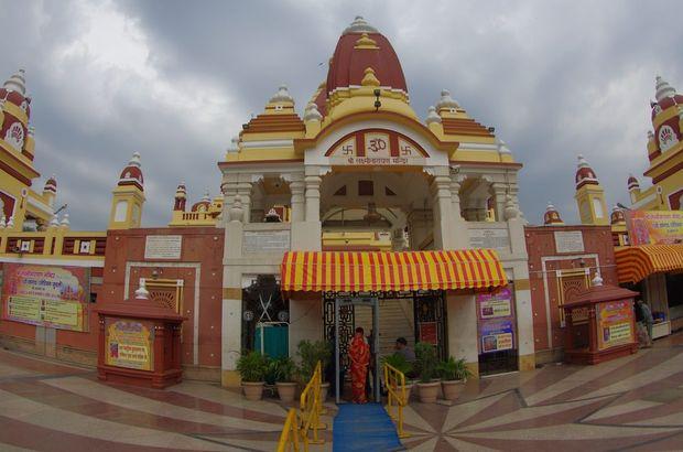 2014-03-24 Inde Delhi temple Lakshmi Narayan