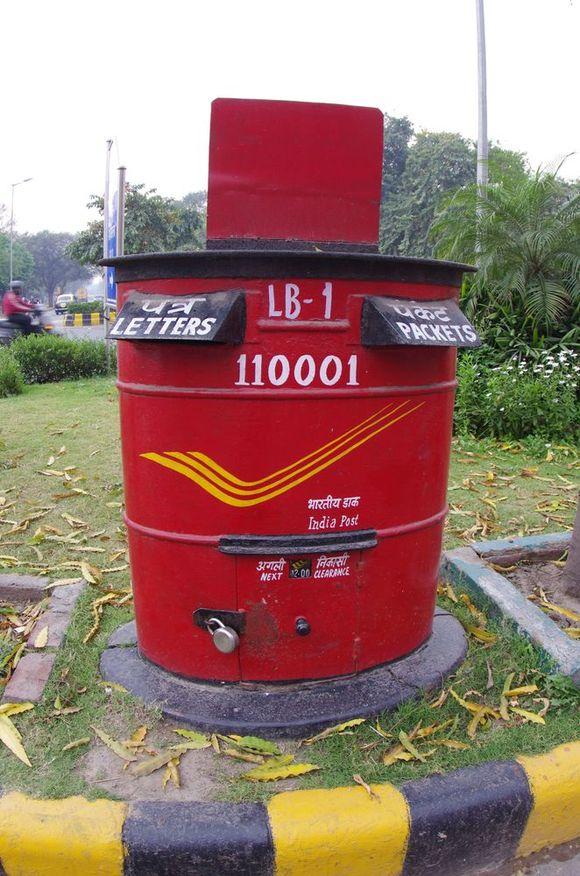 2014-03-24 Inde Delhi Poste