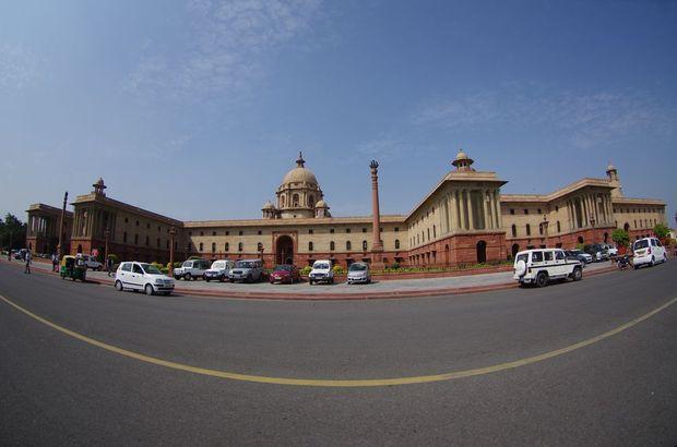 2014-03-24 Inde Delhi Rajpath Rashtrapati Bhavan
