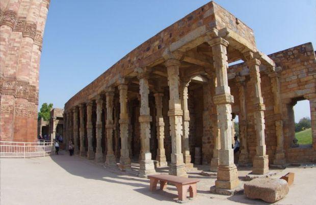 2014-03-24 Inde Delhi Qutub Minar