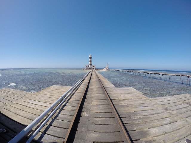 Visite Daedalus Reef