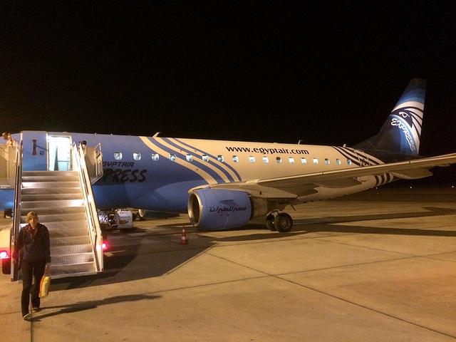 2014-11-01 Egypte Voyage Aller
