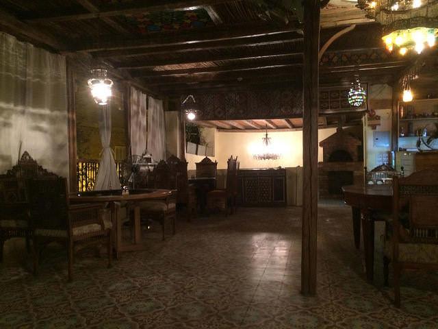 2014-11-11 Egypte Louxor Sofra Restaurant