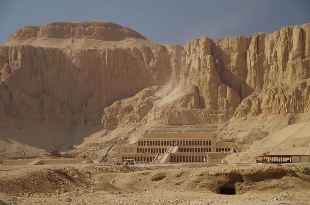 2014-11-12 Egypte Louxor Temple Hatshepsout