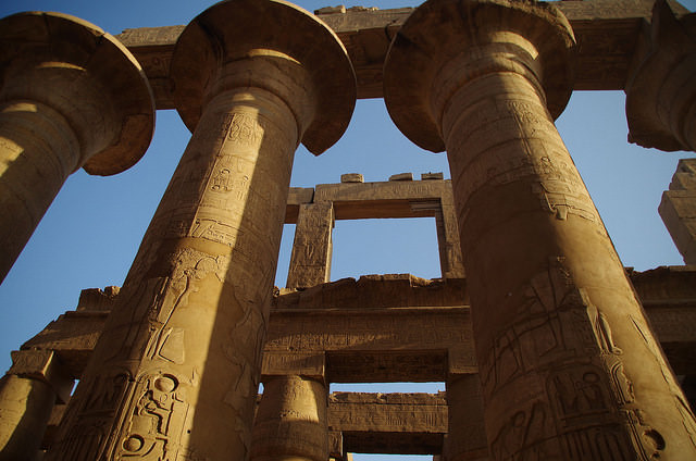 2014-11-14 Egypte Temple Karnak Salle Hypostyle