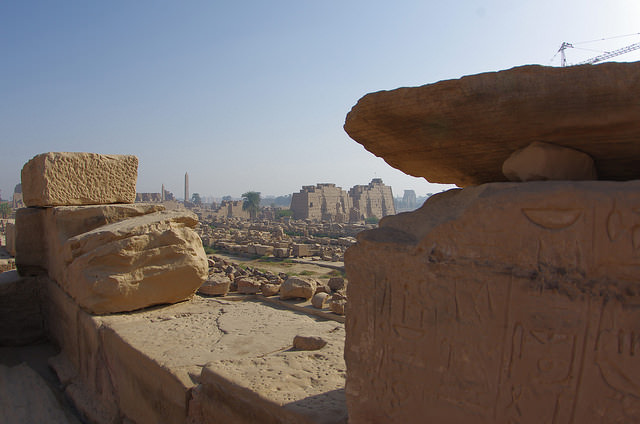 2014-11-14 Egypte Temple Karnak 061