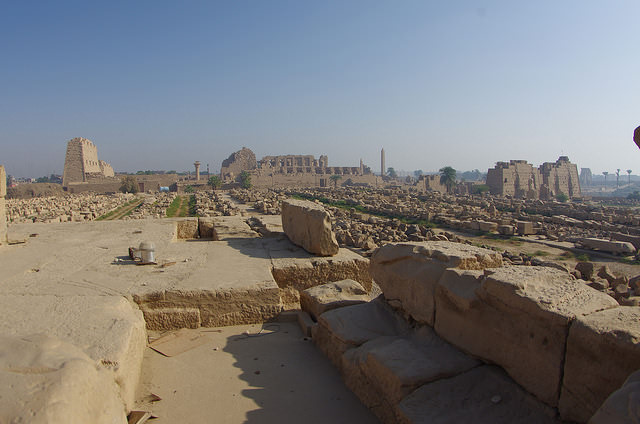 2014-11-14 Egypte Temple Karnak 062