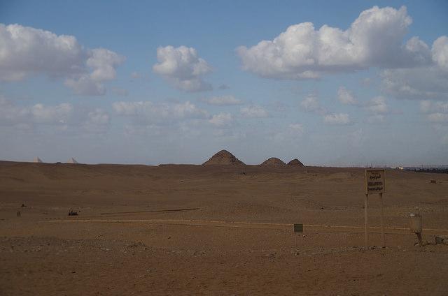 2014-11-15 Egypte Saqqarah Serapeum 001