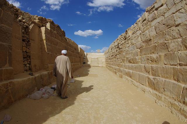 2014-11-15 Egypte Saqqarah Serapeum