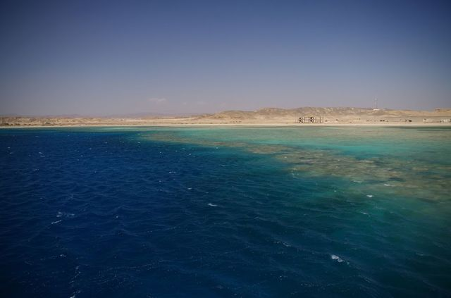 2014-11-06 Egypte Panorama Marsa Shoona Kebir
