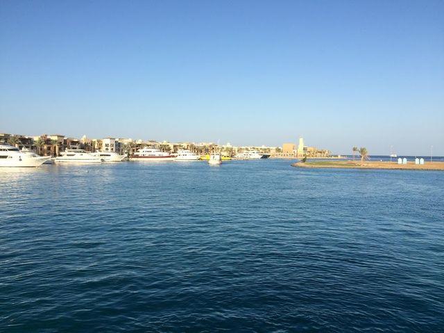 2014-11-07 Egypte Marina Port Ghalib