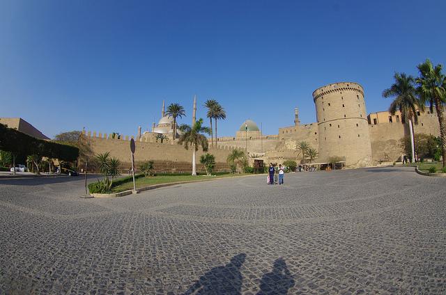 2014-11-16 Egypte0 Le Caire Citadelle Saladin