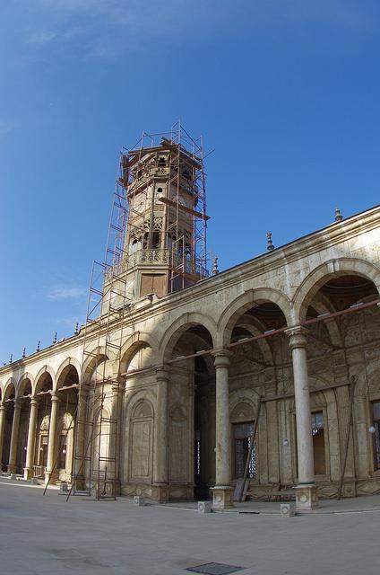 2014-11-16 Egypte Le Caire Citadelle Saladin 014
