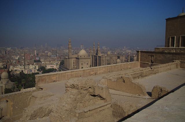 2014-11-16 Egypte Le Caire Citadelle Saladin