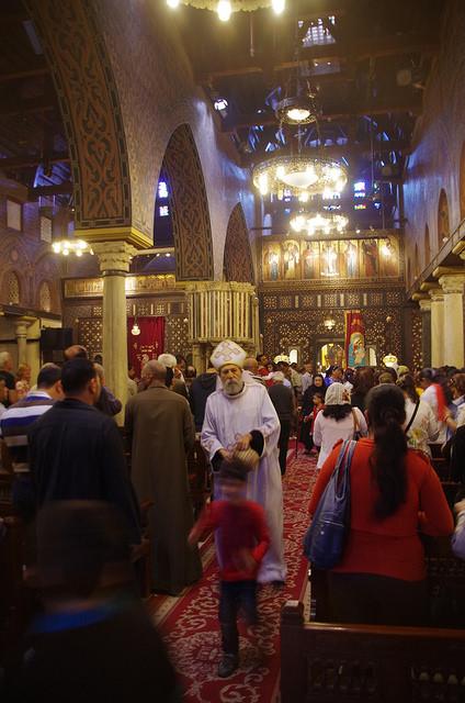 2014-11-16 Egypte Le Caire Coptic Quarter