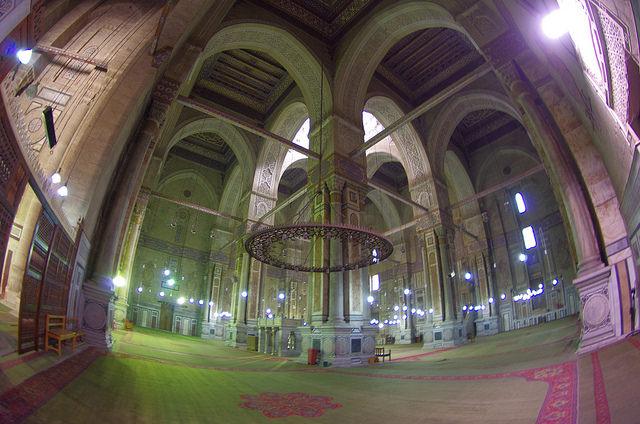 2014-11-16 Egypte Le Caire El Rifai Sultan Hassan Mosque