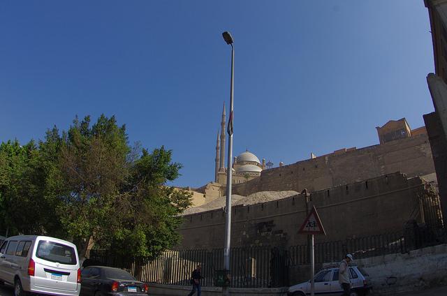 2014-11-16 Egypte Le Caire El Rifai Sultan Hassan Mosque 019