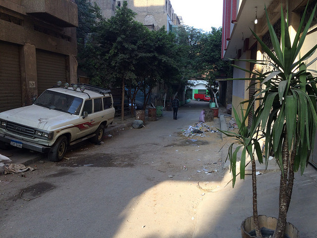 2014-11-16 Egypte Le Caire Hote