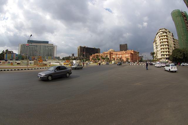 2014-11-16 Egypte Le Caire Place Tahrir