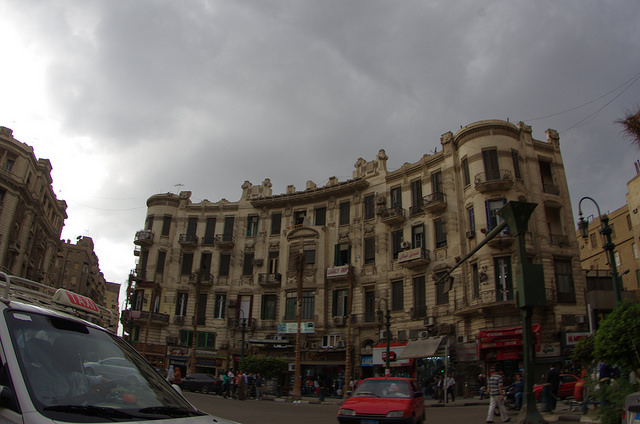 2014-11-16 Egypte Le Caire Musee Tahrir