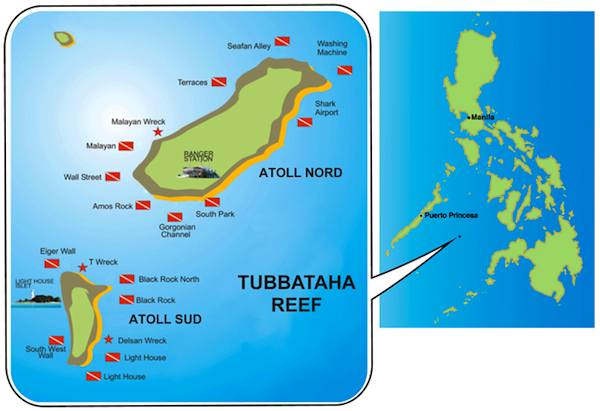 philippines_tubbatha_reef_dive_map