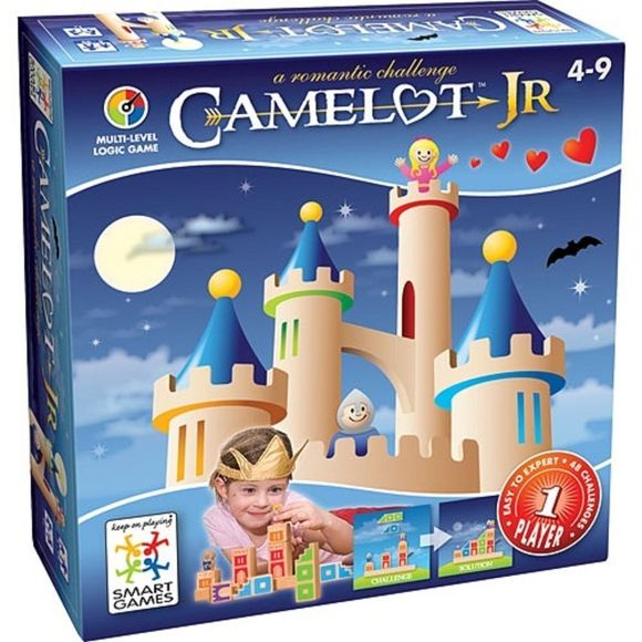 Camelot JR - Jeu De Réflexion Et De Logique