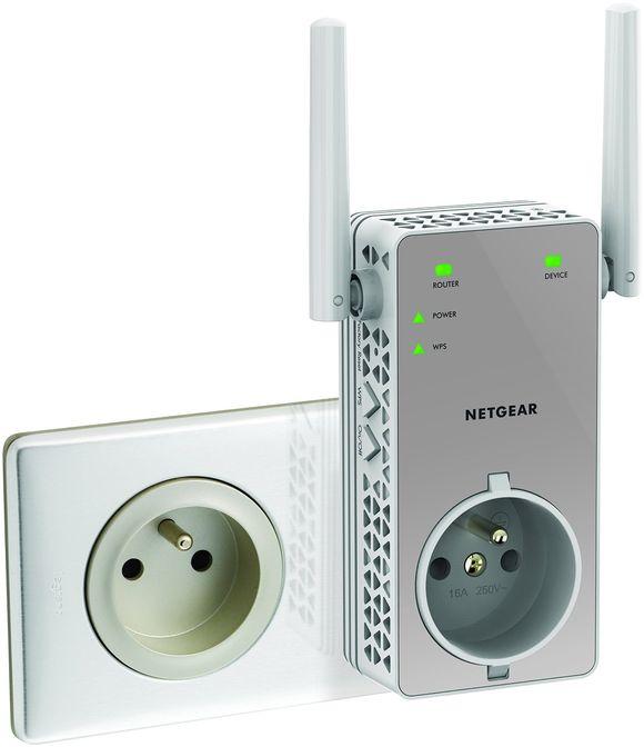 Netgear Routeur EX3800-100FRS Wifi