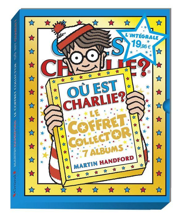 Où est Charlie LIntégrale Coffret Collector