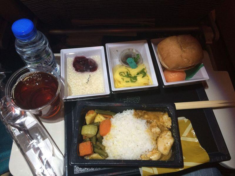 Japon - Jour 1 - Voyage Aller 07