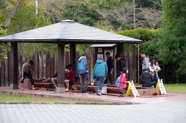 Japon - Beppu Enfers Chinoike Jigoku