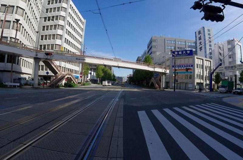 Japon - Gare Kumamoto
