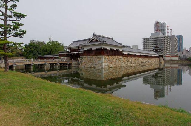 Japon - Hiroshima château