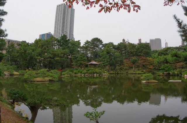 Japon - Hiroshima jardin Shukkei-en