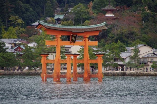 Japon - Miyajima Traversée en Ferry