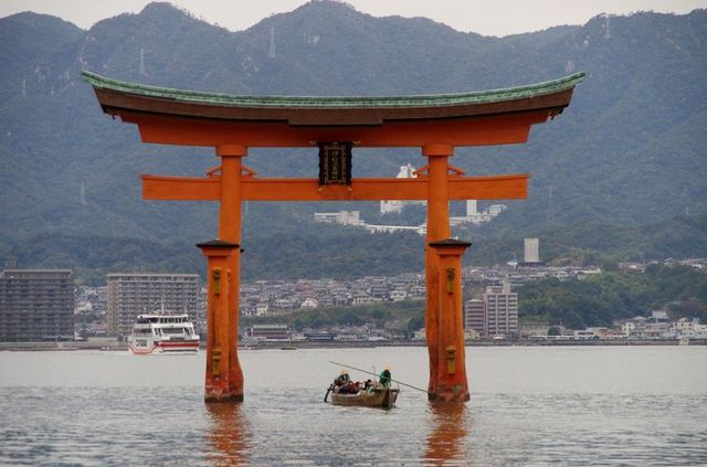Japon - Miyajima Itsukushima Shrine Sanctuaire