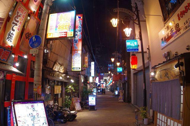 Japon - Osaka OzenJi Yokocho