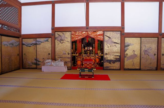 Japon - Koyasan Kongobuji Shingon