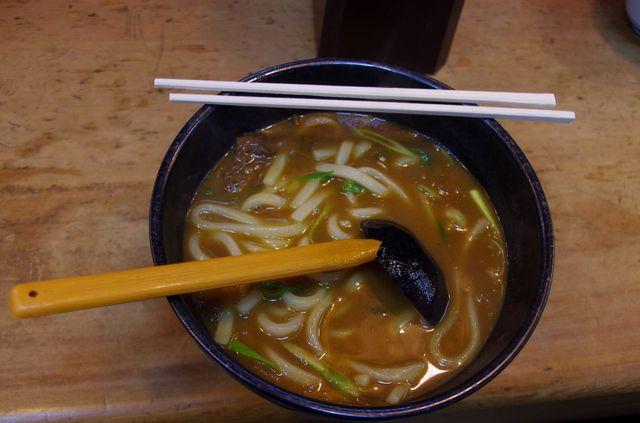 Japon - Koyasan Maru Man Restaurant