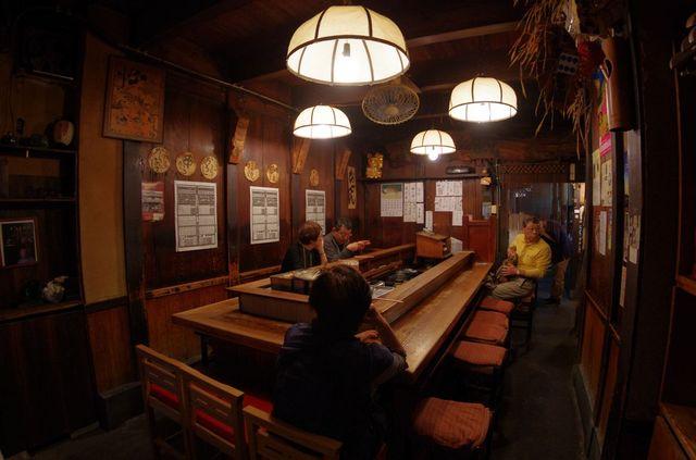 Japon - Nara Restaurant Kura