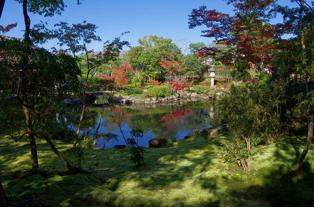 Japon - Nara jardin Isuien