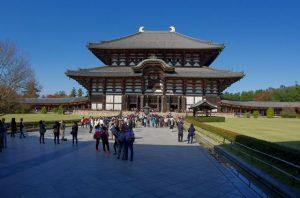 Japon – Jour 7 : Nara
