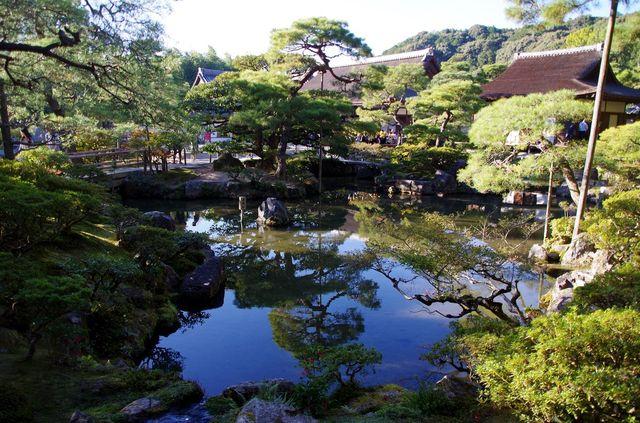 Japon - Kyoto Ginkaku-ji
