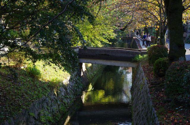 Japon - Kyoto Chemin de la philosophie