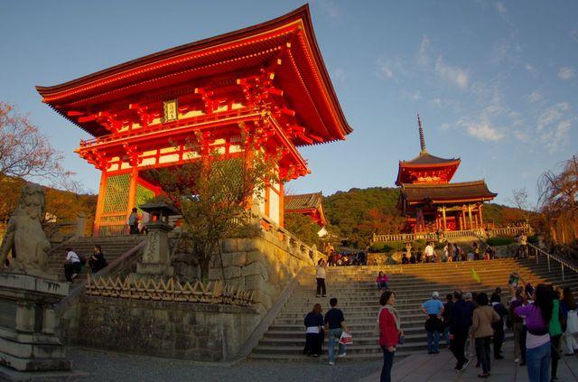 Japon - Kyoto Kiyomizu Dera