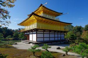 Japon – Jour 9 : Kyoto Nord Ouest : Kinkaku-ji, Daisen-In, Ryoan-ji et bambouseraie d'Arashiyama
