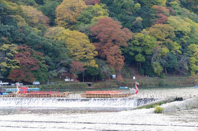 Japon - Kyoto pont Togetsu