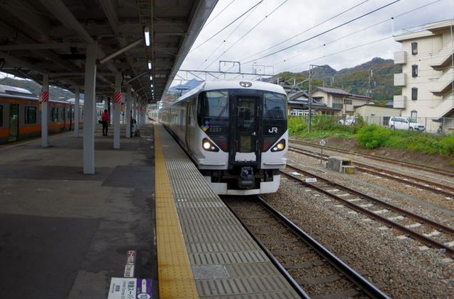 Japon - Kamakura Train