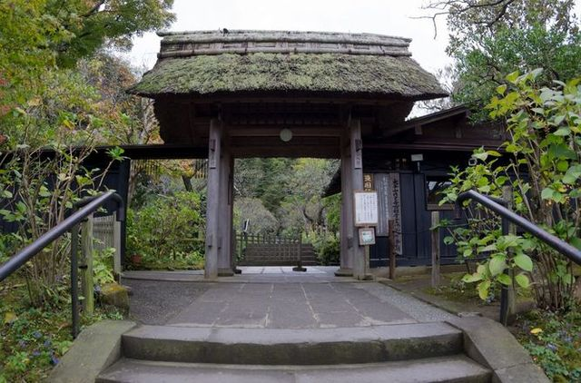 Japon - Kamakura Tokei-Ji Temple