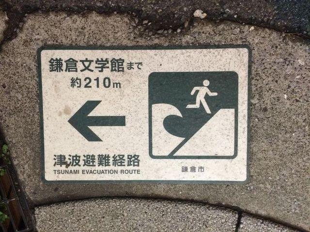 Japon - Kamakura Tsunami