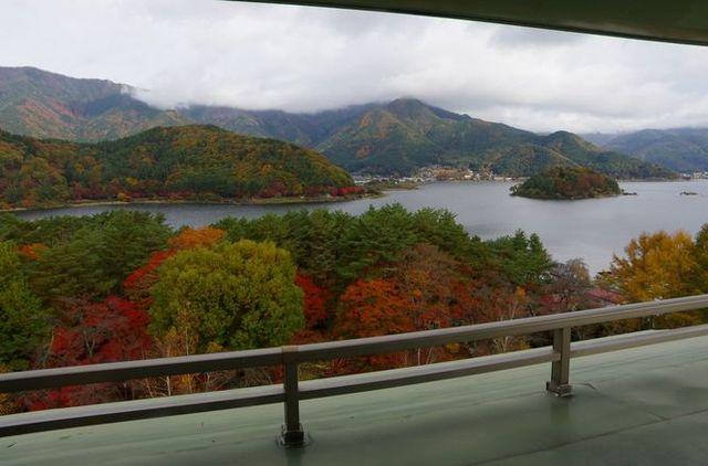 Japon - Kawaguchiko Lake View